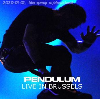 Pendulum Live In Brussels 04 10 2010